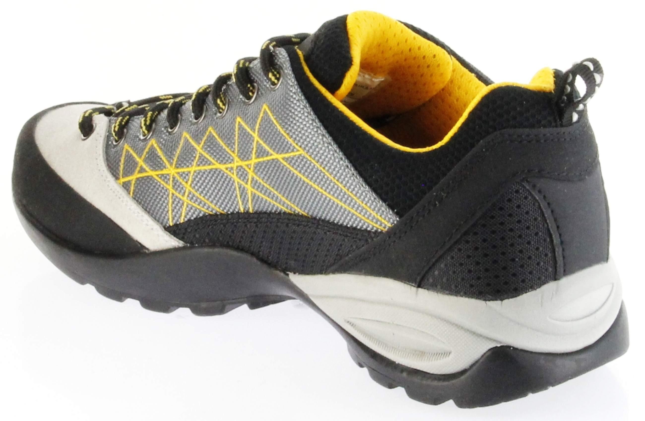 ConWay Sportschuhe Grau Herren/Damen Outdoor Wander Trekking Schuhe Condor, Farbe:Grau, Größe:41